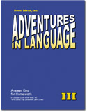 Adventures in Language<sup> &reg; </sup>